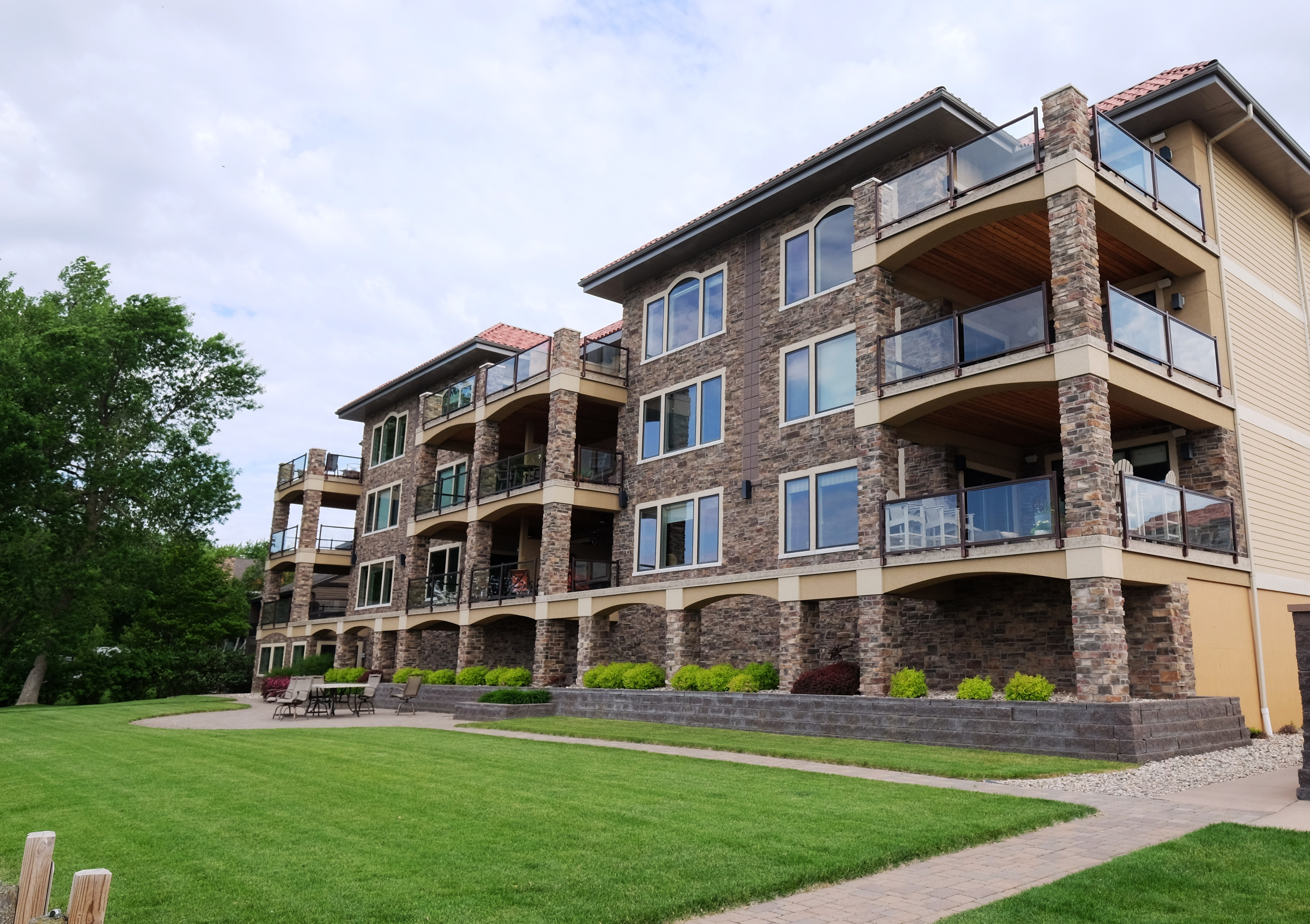 Exclusive West Okoboji Lake Condo