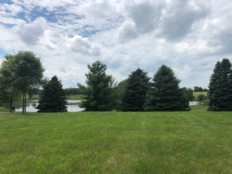 Desirable lot on Indian Hills